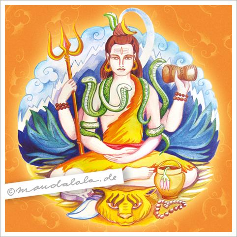 Shiva – Der Glücksverheißende