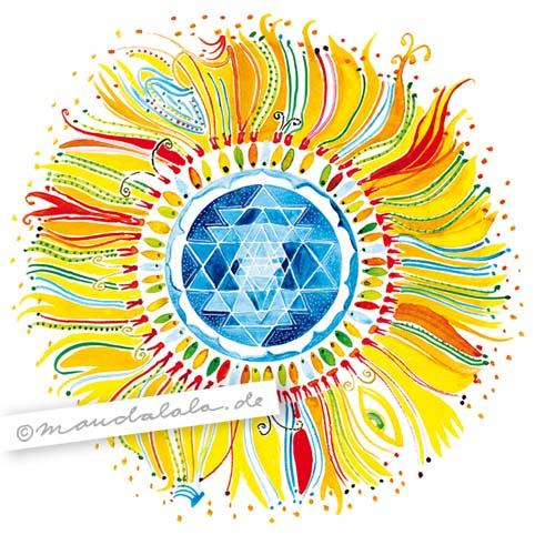 Sri - Mandala