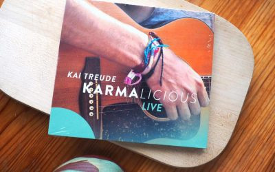 Delicious Karmalicious CD von Vegan Cook Kai Treude